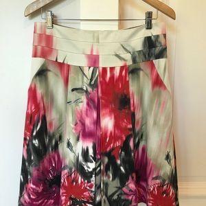 Elie Tahari  Cotton Skirt